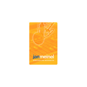 Jan Meinel - Sprecher